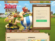Asterix - jeu en ligne gratuit