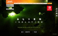 Site officiel de Alien: Isolation