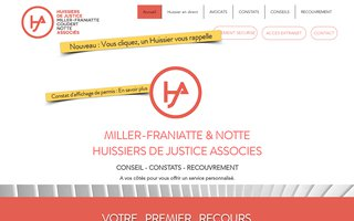 SCP MILLER-FRANIATTE - COUDERT  - SICARD