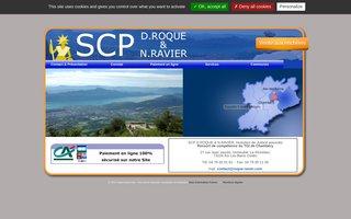 SCP ROQUE RAVIER