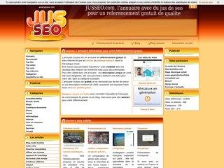 Annuaire gratuit jusseo.com