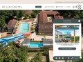 Détails : Lou Castel le camping avec parc aquatique en Dordogne