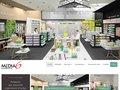 Détails : Agencement de magasin de santé et de bien-être