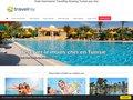 Détails : Booking Tunisie Hotels, Réservation hotel Tunisie voyage pas cher