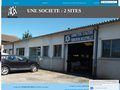 Aperçu du site ADK Services fourniture et robinetterie industriel