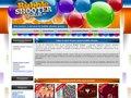 Aperçu du site Bubble Shooter Gratuit