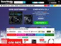 Aperçu du site Sono vente