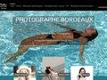 Aperçu du site Bordeaux Photographe Mariage