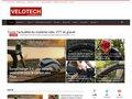 Aperçu du site Velotech.fr