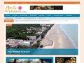 Guide de voyage et portail d'information sur Cha-am, plage au sud de Bangkok.