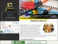 Http://paris14.electriciendepannageelectrique.com