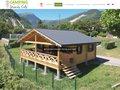 BIENVENUE AU CAMPING DES GRANDS COLS ***
