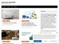 Carca-sun-immobilier.com