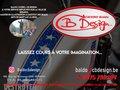 Détails : Lettrage publicitaire véhicule Wallon