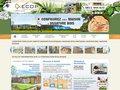 Détails : Constructeur Morbihan maisons écologiques | Ecop Habitat