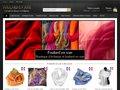 Boutique en ligne de foulard et carré en soie