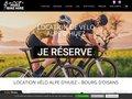 Détails : Huez Bike Hire - Location vélo Alpe d'Huez