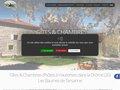 Détails : Chambres d'hotes et gîtes à 1 h de Lyon