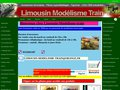 Limousin Modélisme Train