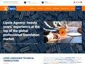 Détails : Lipsie Services de traduction & de localisation