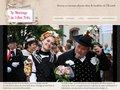Mariage de l'ami Fritz à Marlenheim le 14 et 15 aout - Fête alsacienne