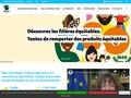 Commerce équitable, la garantie Fairtrade Max Havelaar