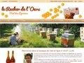 Le Rucher de l'Ours : Vente de Miel en ligne