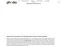 Phodia, Photographie aérienne et pub