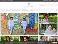 Vente de pyjamas enfants, pyjamas adultes, vetements de nuit, chaussons - L'orangerie