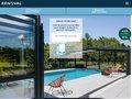 Rénoval abris de piscine, Véranda piscine : Modèles, Photos, Devis. 49 Maine-et-Loire