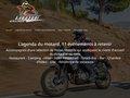Magazine moto  écrit par les motards et pour les motards