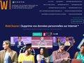 Détails : WebCleaner, un nettoyeur du web francophone