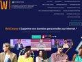 Détails : WebCleaner nettoie le web ?