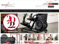 screenshot http://body-xpert.com La plaque oscillante nouvelle génération: la bodyx