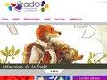screenshot http://echolivres.free.fr Echo des livres