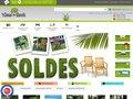 Vente en ligne de mobilier de jardin à prix discount