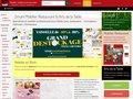 screenshot http://www.2imahl.fr Meubles, tabourets et banquettes de bar, hotel....