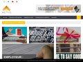 screenshot http://www.actiz.fr Actiz, le guide des actifs urbains ! restaurants,