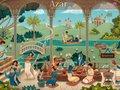 Détails : La méditerranée et ses plats au restaurant Azar