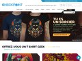 Création, Achat, Vente de T-Shirts en Ligne-CheckPoint Tshirt