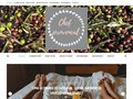 screenshot http://www.chef-provencal.fr + de 1000 recettes de cuisine provençales