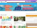 screenshot http://www.clubsetcomptines.com Clubs  comptines, le guide des enfants à bordeaux