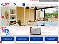 screenshot http://www.dec-energies.fr Pompes à chaleur et énergies solaires