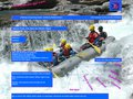 screenshot http://www.diabolo-gyr.com Sports d'eau vive dans les hautes alpes 05.