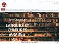 screenshot http://www.dilap.com Apprendre l' arabe