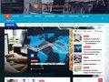 screenshot http://www.entreprenezenlorraine.fr/ Portail lorraine d'information aux entreprises
