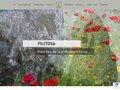screenshot http://www.filitosa.fr Site préhistorique de filitosa