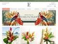 Livraison de fleurs exotiques et tropicales de Martinique en ligne