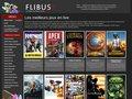 Jeux gratuits en ligne Flibus