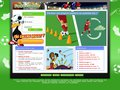 screenshot http://www.foot-land.com Foot-land